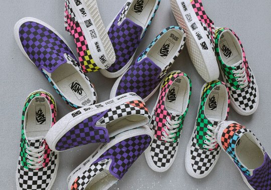 "Sneakersnstuff LA Celebrates One Year Anniversary With Vans Vault ""Venice Beach Pack"""