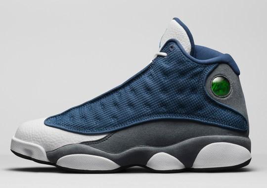 "Jordan Brand Unveils Official Look At The Air Jordan 13 ""Flint"""