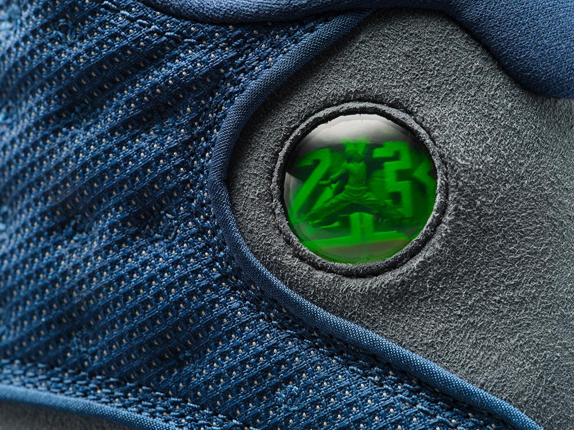 "Air Jordan 13 ""Flint"" Officially Unveiled: Photos"