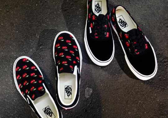 Vans And BILLY'S Cover Two Silhouettes With Cherries