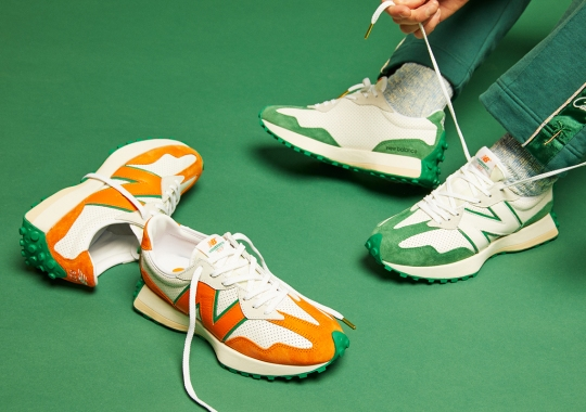 Where To Buy The Casablanca x New Balance 327