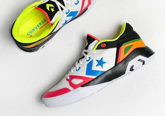 Converse Packs React Foam And Zoom Air Into Upcoming G4 Basketball Shoe