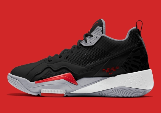 The Jordan Zoom '92 Arrives With Performance Basketball Upgrades