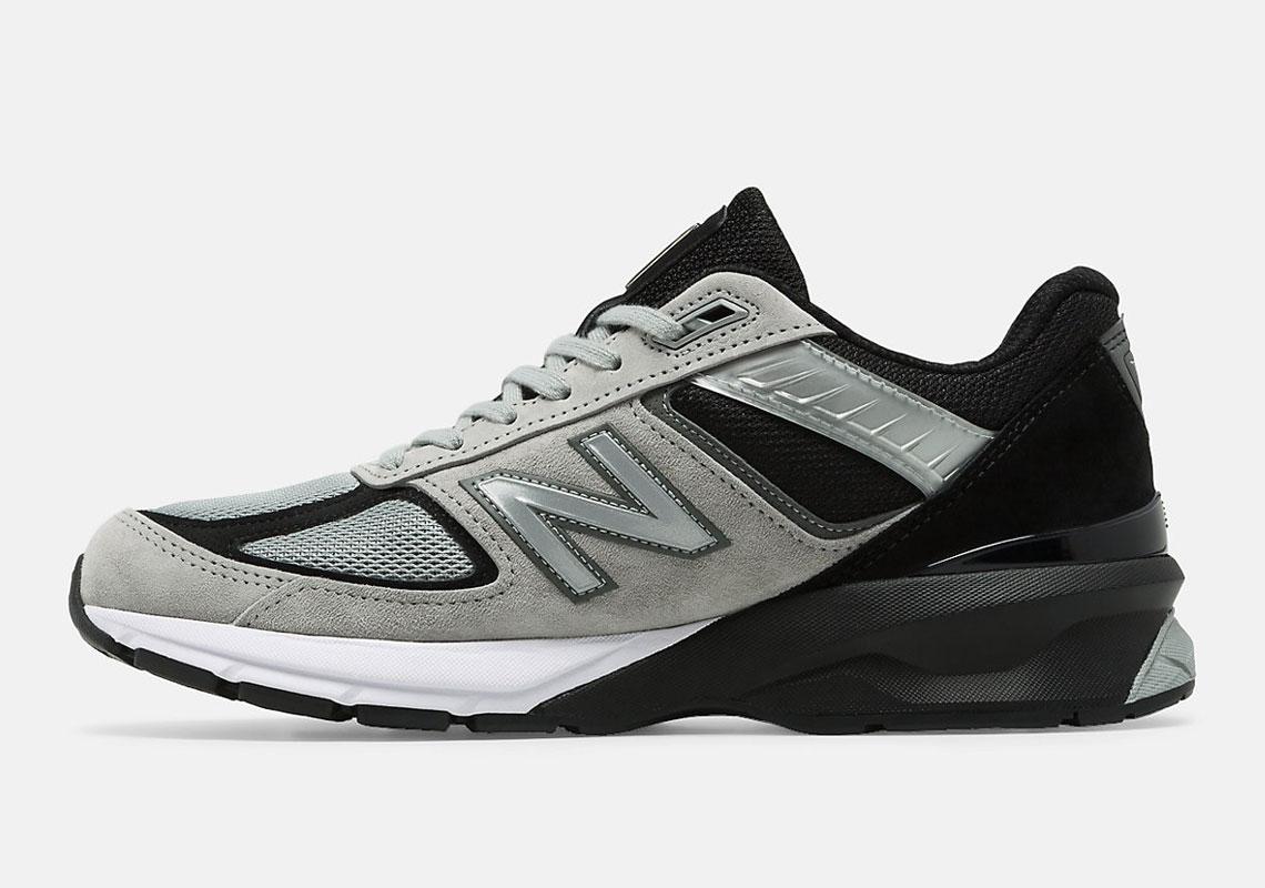 New Balance 990v5 Made In US Kool Grey
