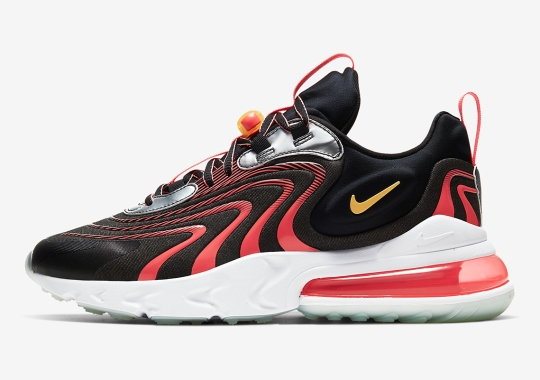 Aliens Land On Nike's Air Max 270 React ENG
