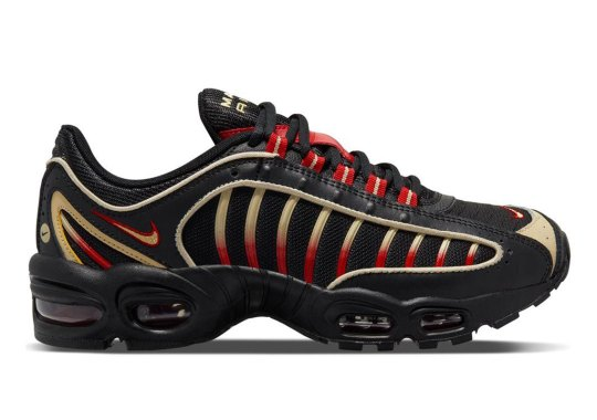 The Nike Air Max Tailwind IV Gets Dressed In Niners Colors