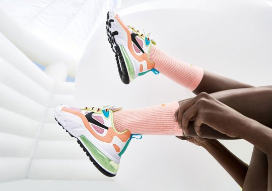 "The Nike Air Max ""Vibrant Pack"" Places Five Models At The Forefront"