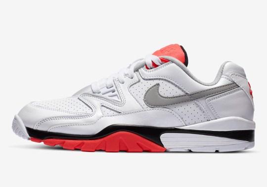 "Nike Cross Trainer 3 Low Releasing in Original ""Infrared"""