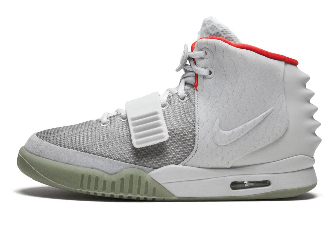 Kanye West GQ Nike Air Yeezy Retro