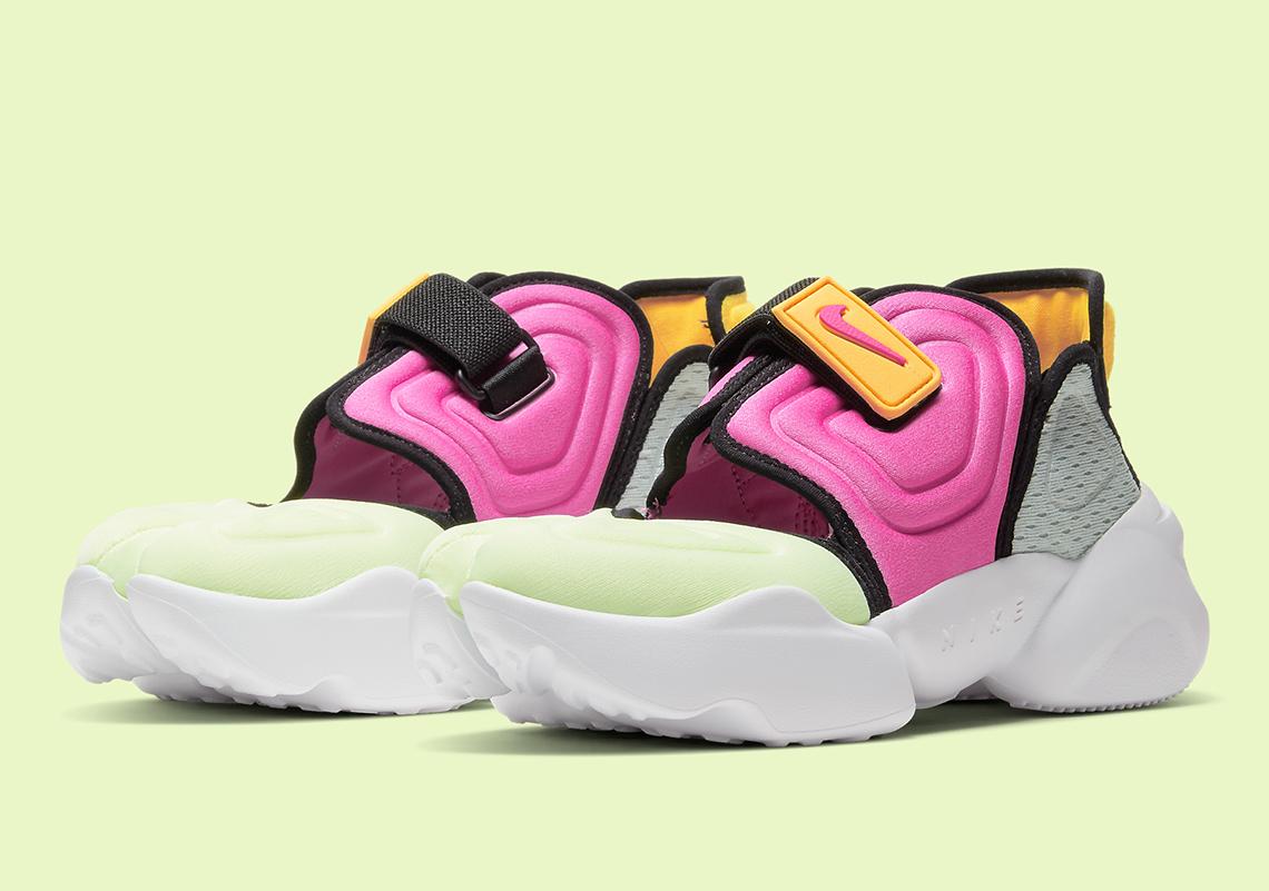 Nike Aqua Rift Volt Pink Orange CW7164