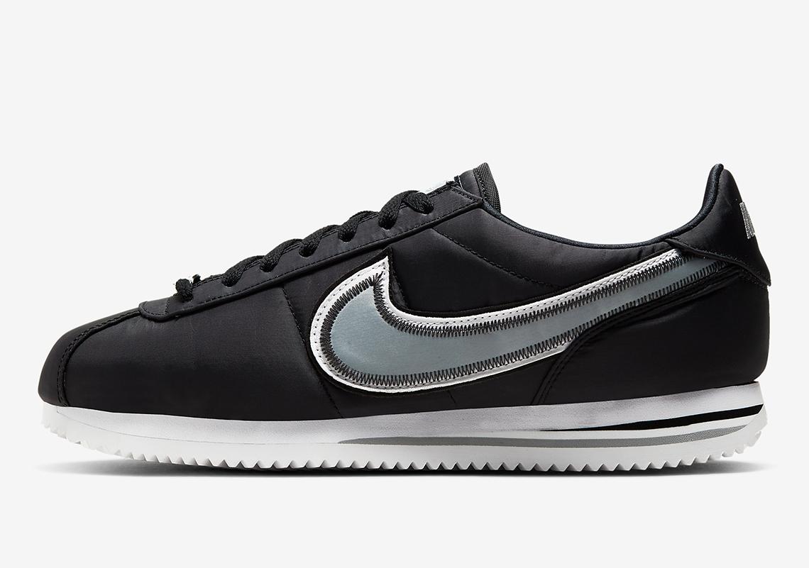 Nike Cortez Black White 844791-004