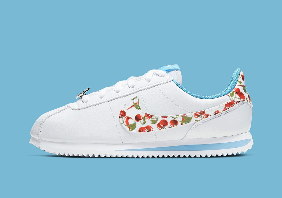 Continuo Químico falta de aliento  Nike Cortez Cherry CJ2421-400 Release Date | SneakerNews.com