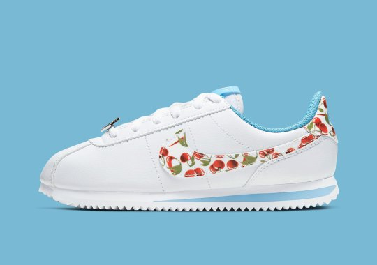 The Nike Cortez For Kids Is Picnic-Ready