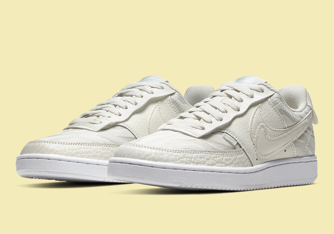 nike court vision lo nere