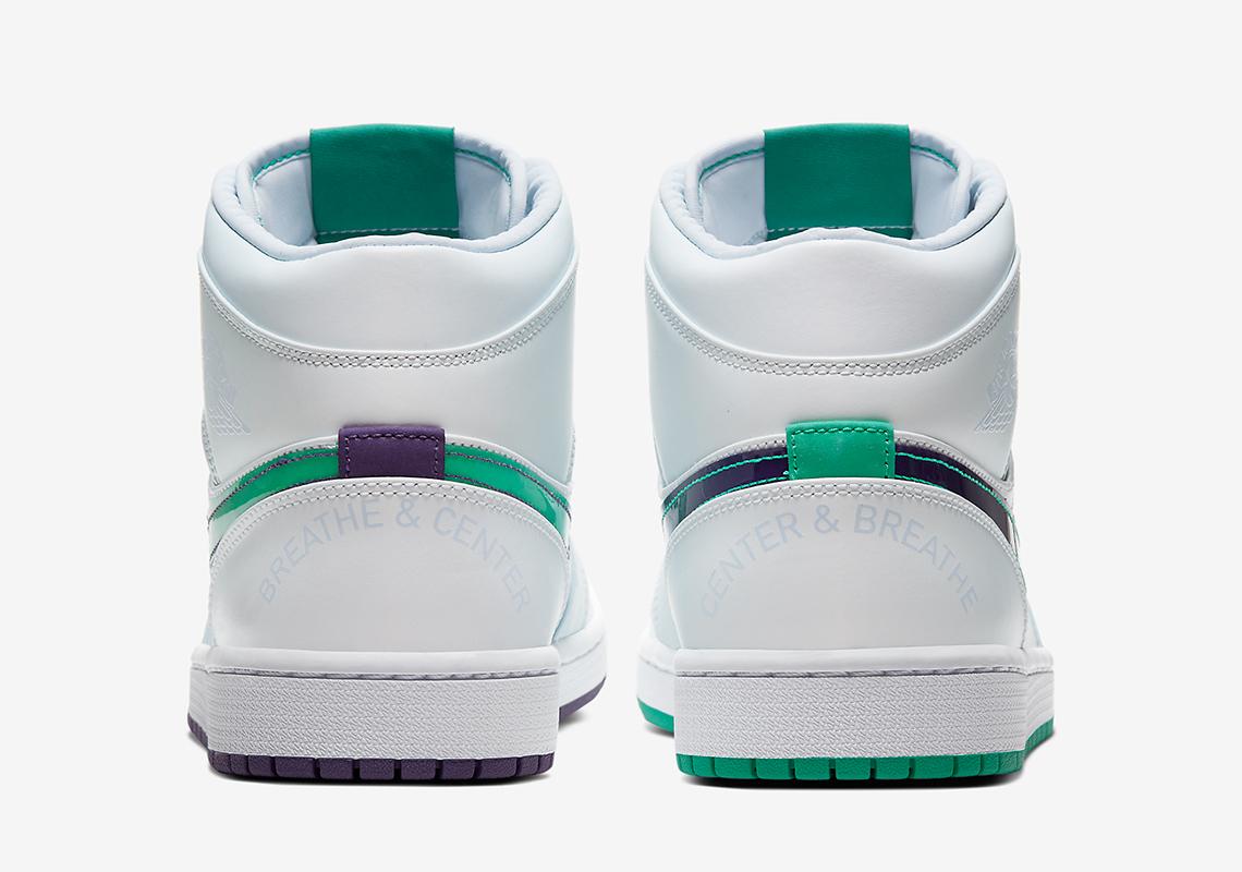 Air Jordan 1 Mid Nike Hoops CW5853-100 Release Date ...