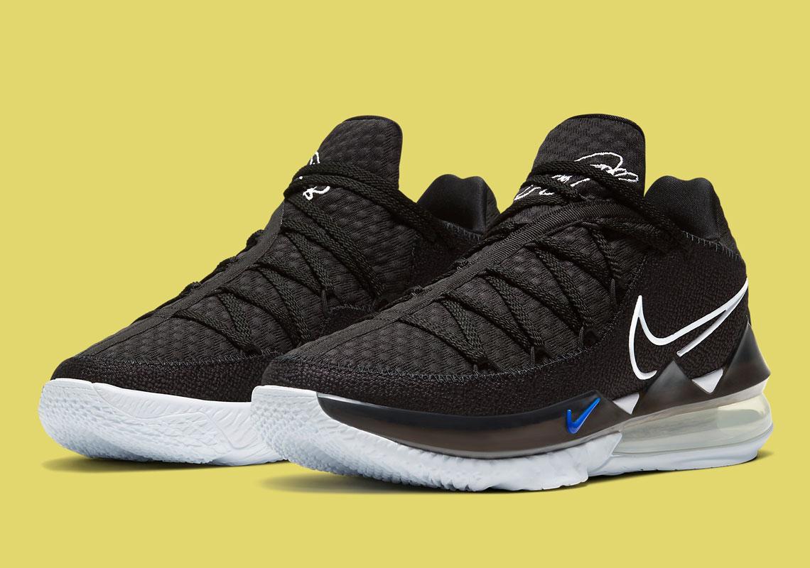 Nike LeBron 17 Low USA Multi-Color