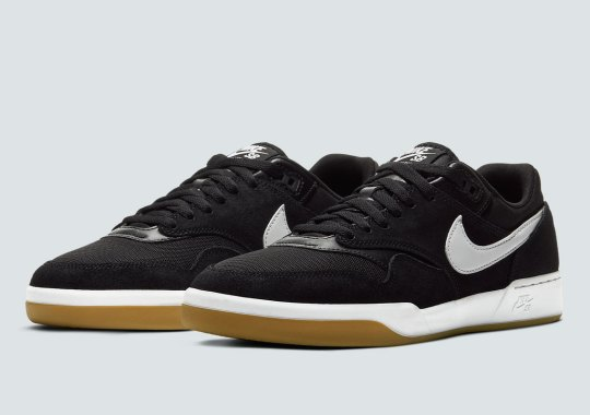 "The Nike SB GTS Return Arrives With ""Gum Light Brown"" Bottoms"