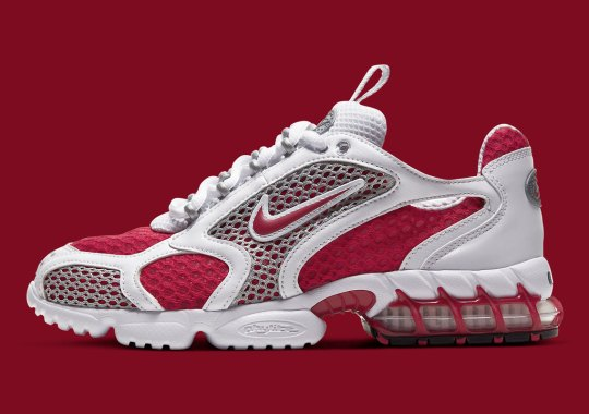 Another Original Colorway Of The Nike Zoom Spiridon Caged 2 Is Coming Your Way