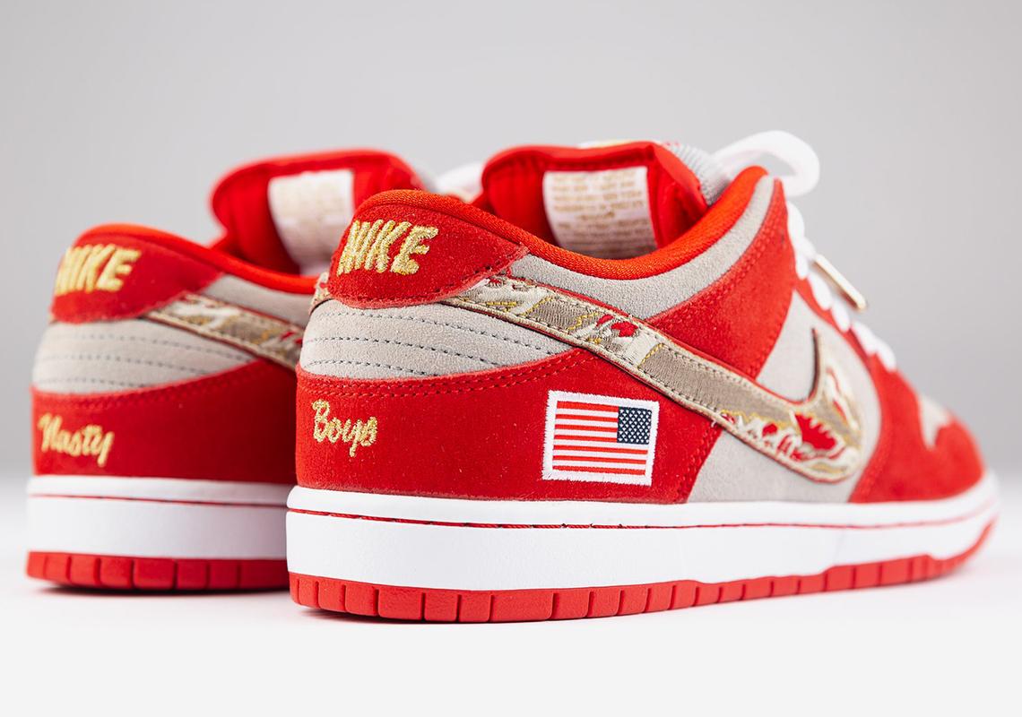 SBTG UNheardof Nike SB Dunk Low Raffle