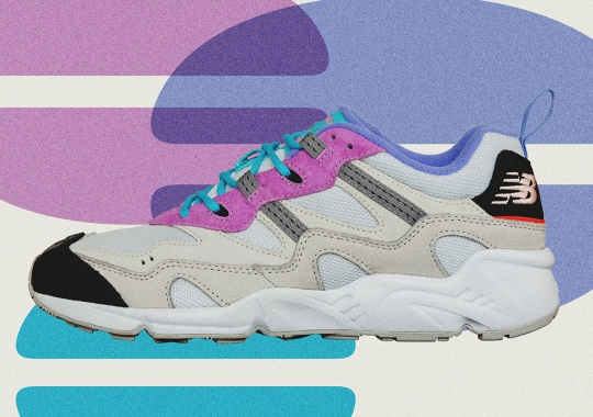STUDIO SEVEN, mita, And New Balance Ring In Summer With A Pastel-Accented 850