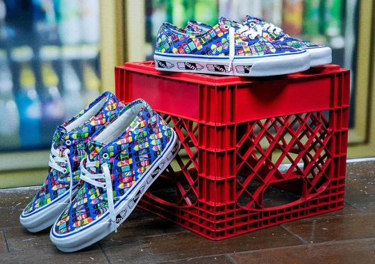 Vans Vault And Fergadelic Vicariously Visit The Bodega Through The Authentic And Chukka