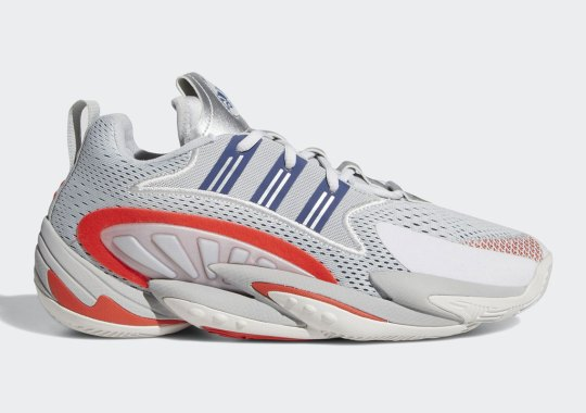 The Newly Launched adidas Crazy BYW X 2.0 Gets Silver Metallic And Hi-Res Red Upgrades