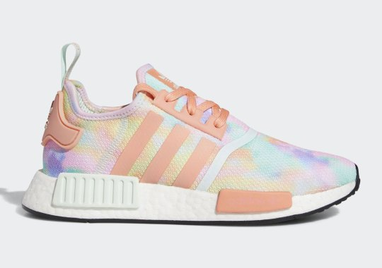 adidas Goes Full Tie-Dye With The NMD R1 For Easter