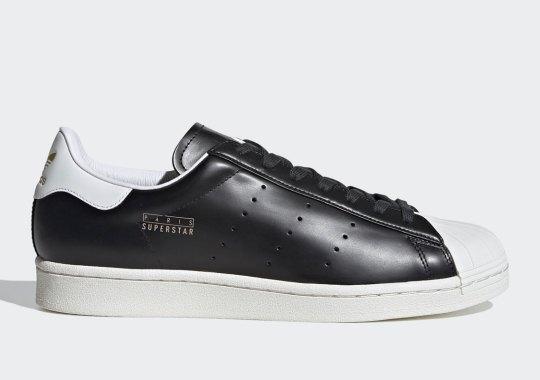 The adidas Superstar Pure Gets Parisian Updates