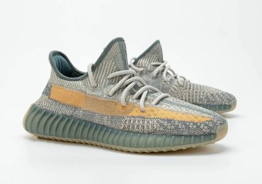 """First Look At The adidas Yeezy Boost 350 v2 """"Israfil"""""""
