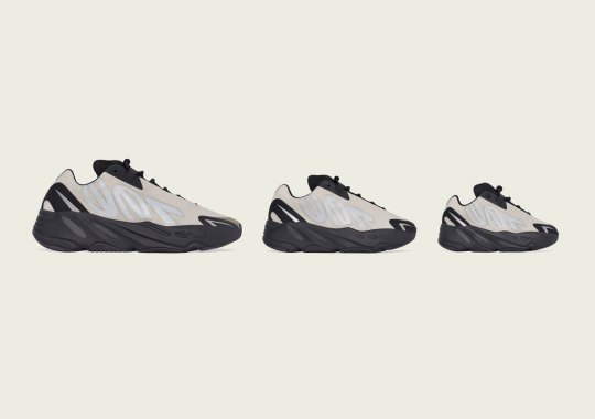 "adidas Reveals Official Release Info For Yeezy 700 MNVN ""Bone"""