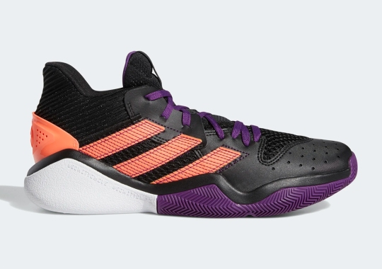This $80 James Harden Sneaker By adidas Is Named After His Controversial Stepback