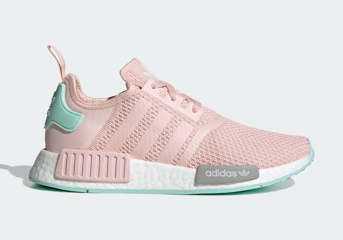 Adidas Nmd White Pink Mint Fx7197 Release Info Sneakernews Com