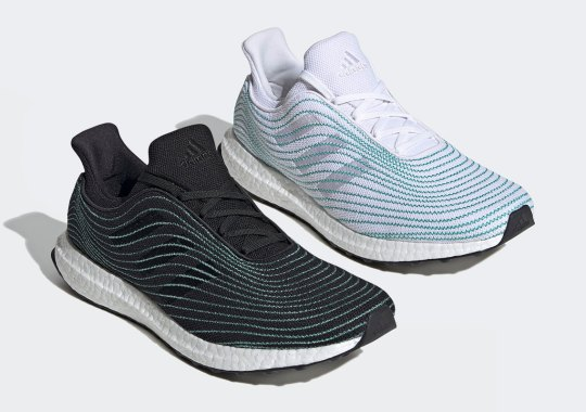 Duo Of adidas Ultra Boost DNA Parley Colorways Drops On June 8th