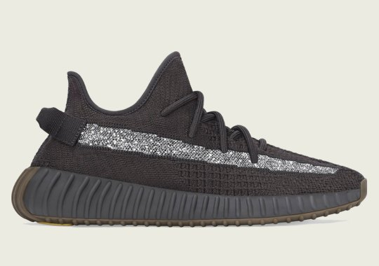 "adidas Yeezy Boost 350 v2 ""Cinder Reflective"" Dropping Soon On Yeezy Supply"