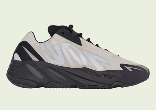 "adidas Yeezy 700 MNVN ""Bone"" Releasing Europe And China First"