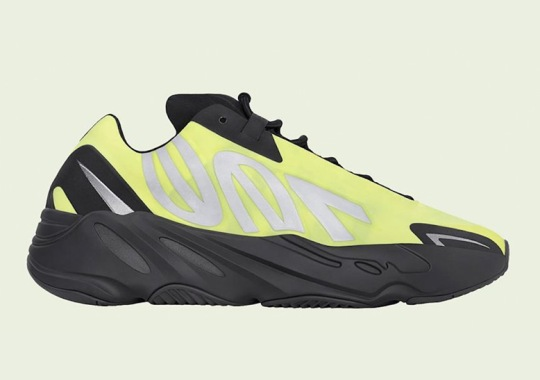 "adidas Yeezy 700 MNVN ""Phosphor"" Releasing Exclusively In The United States, Europe, And Japan"