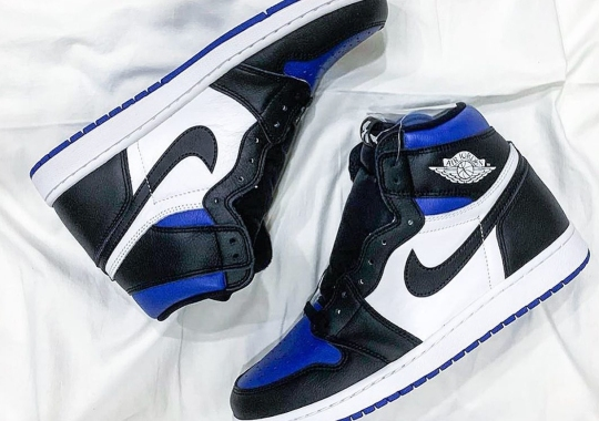 "Lucky Sneakerhead Receives Air Jordan 1 ""Game Royal"" Early After Shipping Mix-up"