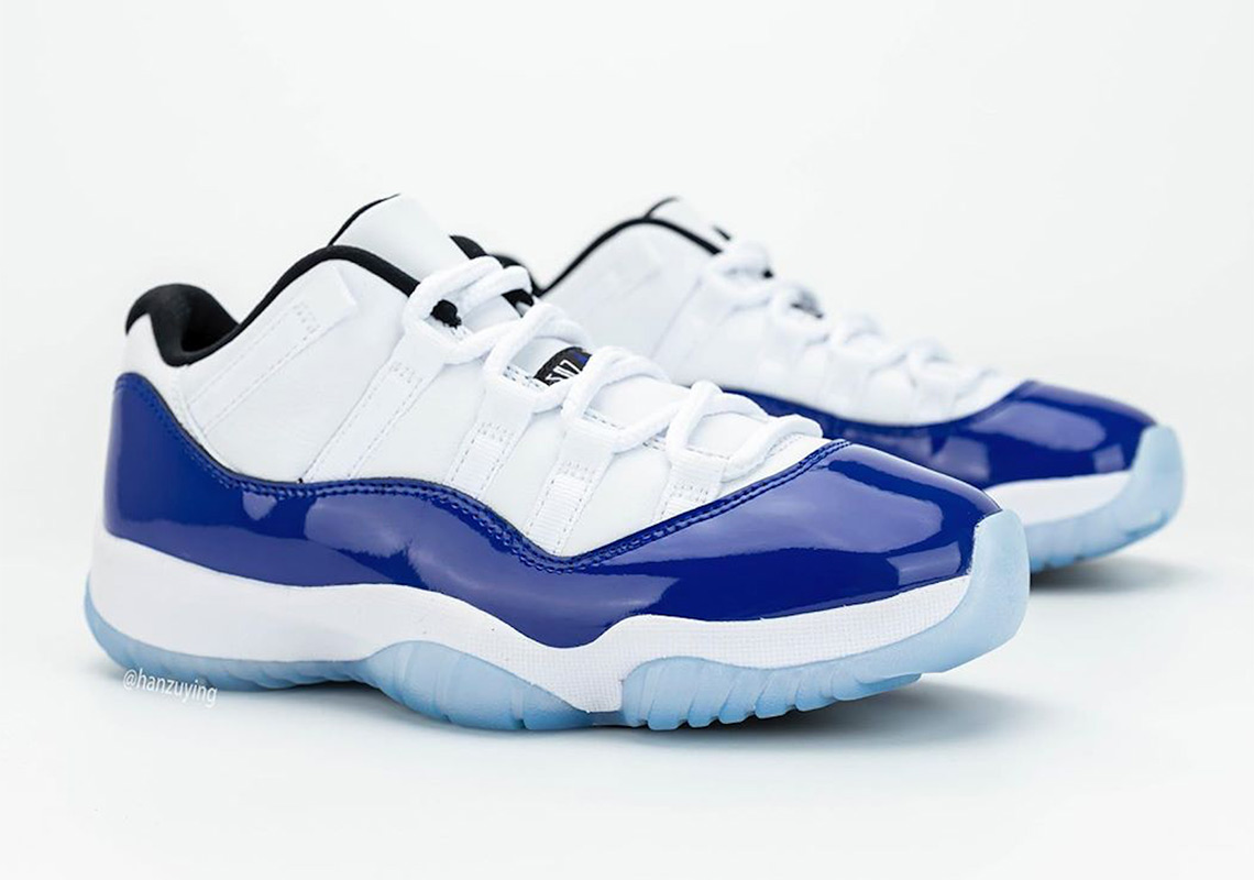 Air Jordan 11 Low Concord Wmns Release Date Sneakernews Com