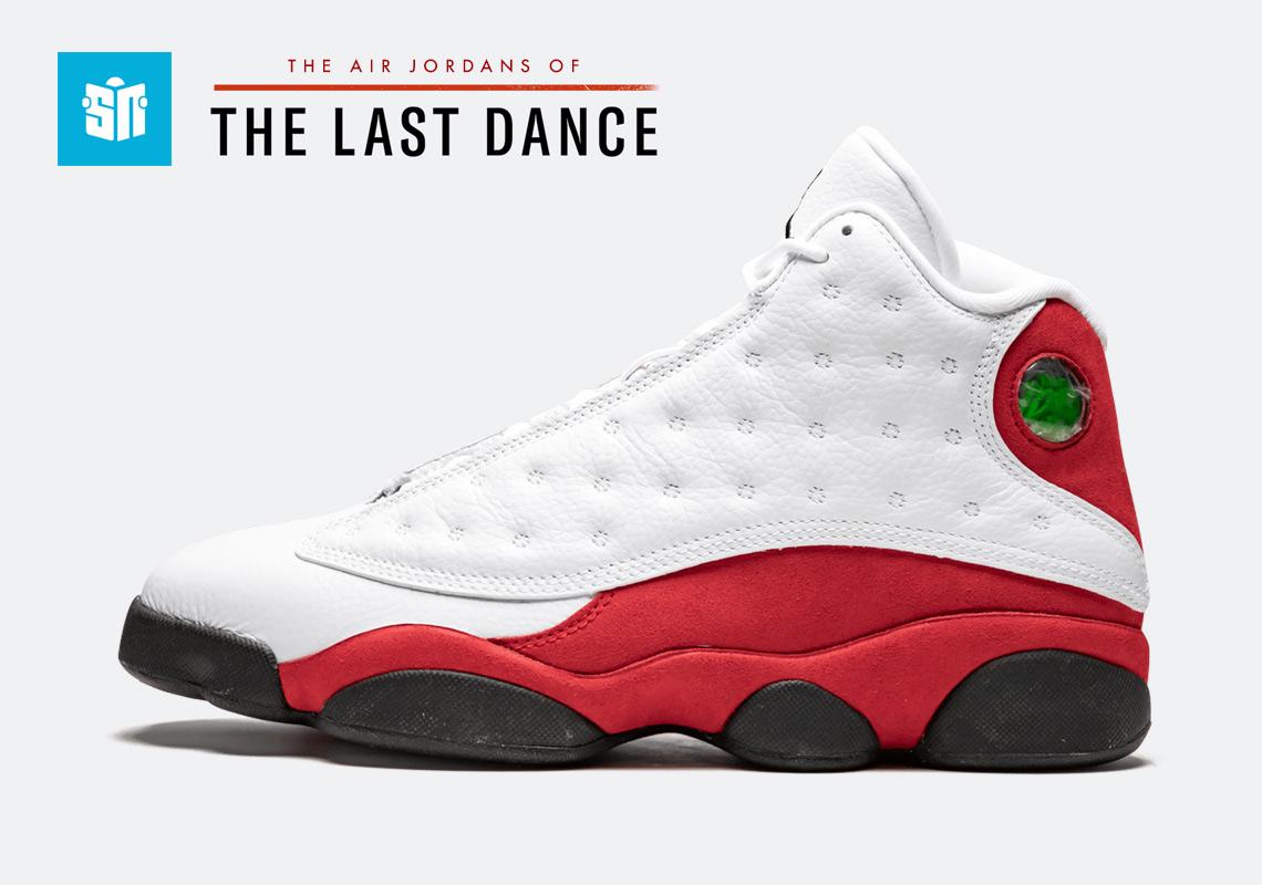 The Last Dance - Air Jordan Shoes