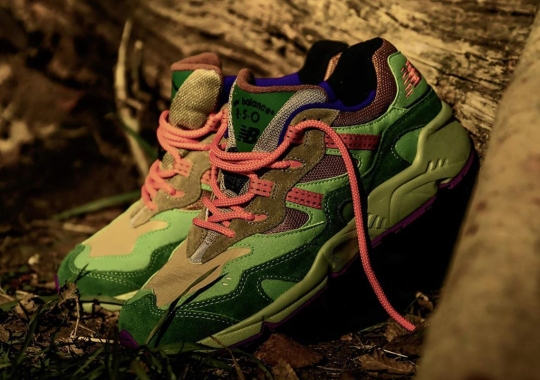 atmos Reveals A New Balance 850 Collaboration Made For The Outdoors