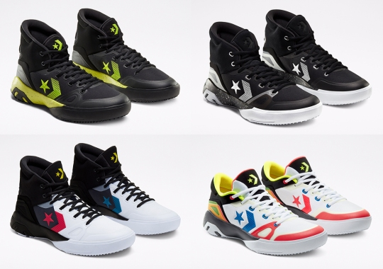 Converse Reveals Official Release Info For G4 Basketball Shoe