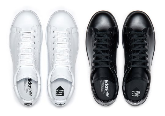 Dover Street Market Offers Up The adidas Stan Smith In Signature Style