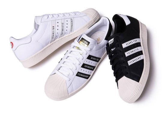 Human Made Unveils Trio Of adidas Superstars