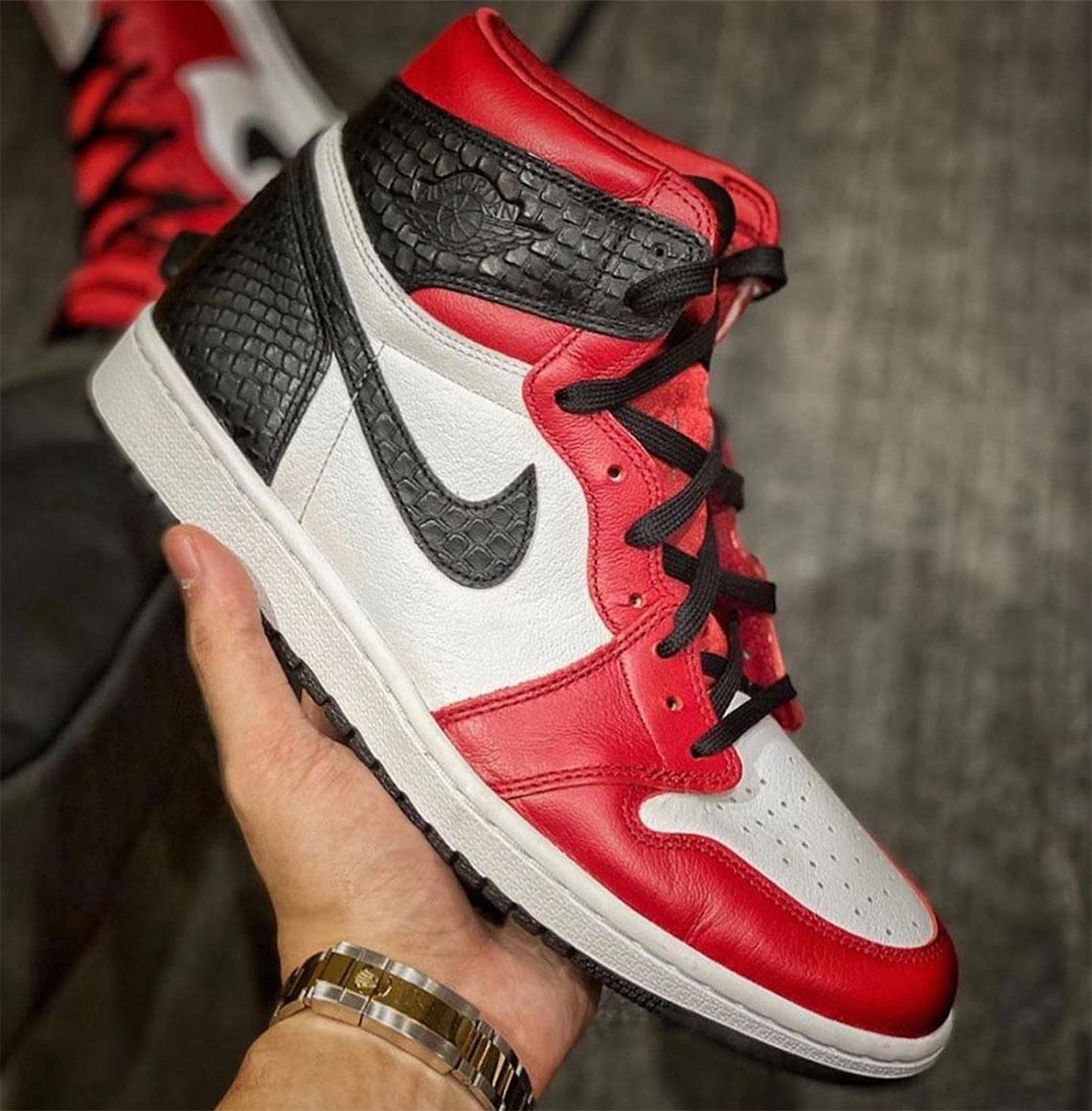 Air Jordan 1 Satin Red WMNS CD0461-601 Release | SneakerNews.com