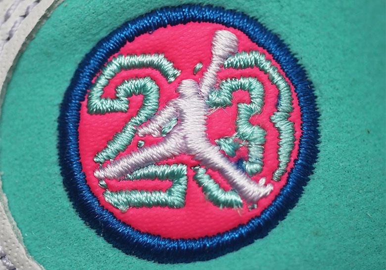 Air Jordan 13 Aurora Green Pink 439358 100 Sneakernews Com