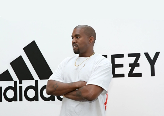 Kanye West Is Officially A Billionaire, Much In Part Due To adidas Yeezy Success