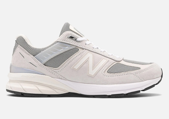 "New Balance 990v5 ""Nimbus Cloud"" Is Available Now"