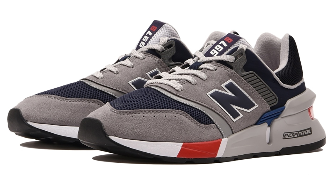 New Balance 997S Grey Navy - Release Info | SneakerNews.com