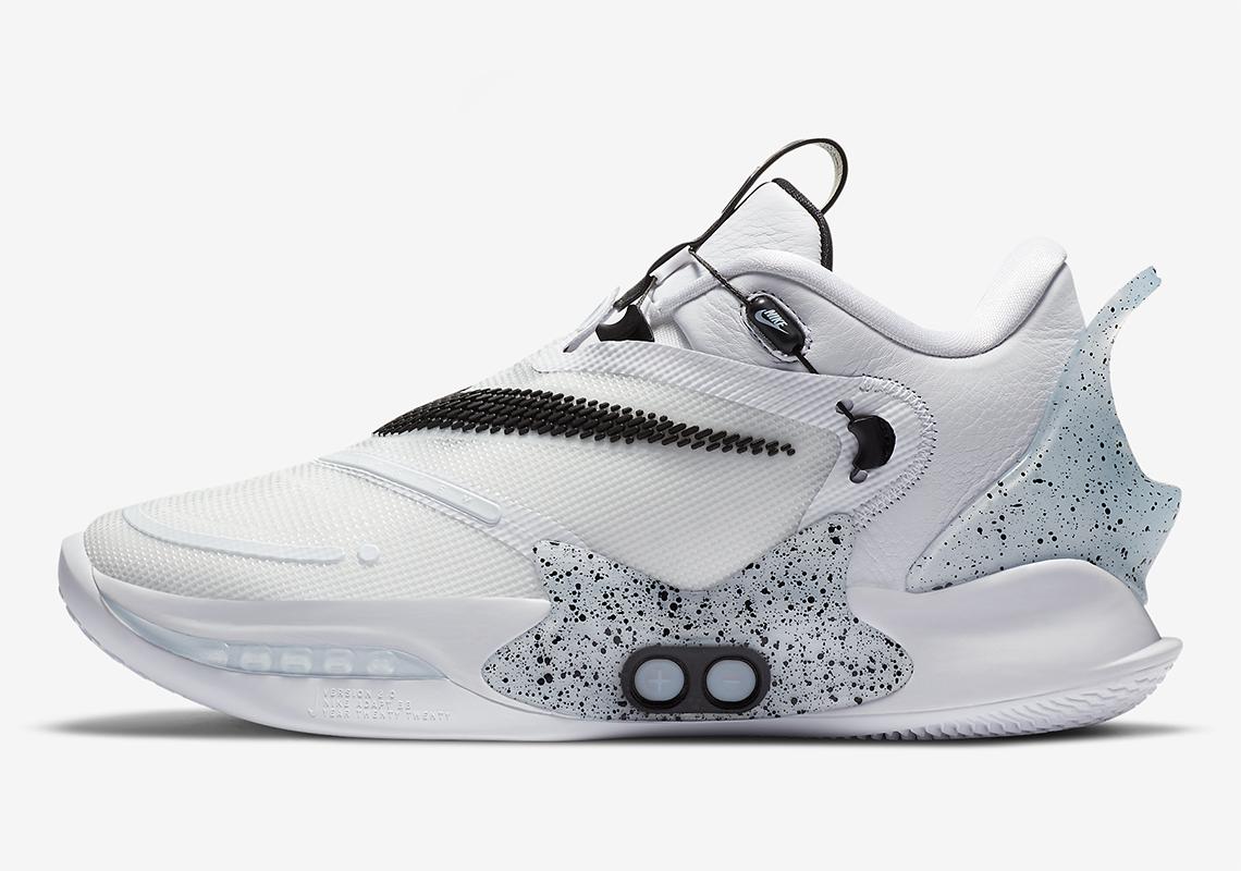 "Nike Adapt BB 2.0 Receives ""Oreo"" Colorway: Photos"