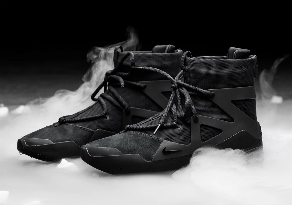 Nike Air Fear of God 1 Black AR4237-005